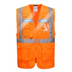 L476 - GILET ORION LED