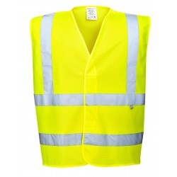 GILET HV ANTISTATIQUE