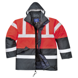 S466 - PARKA MATELASSE TRAFFIC
