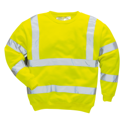 B303 - SWEAT HI VIS